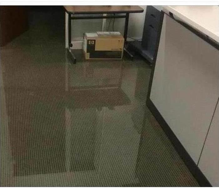 Commercial Water Damage Richland Co.