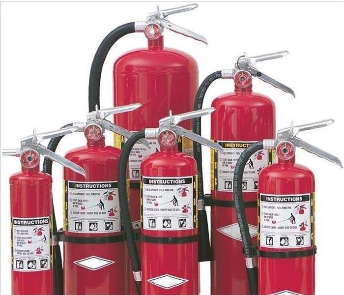 Commercial Choosing the Right Fire Extinguisher for Your Business