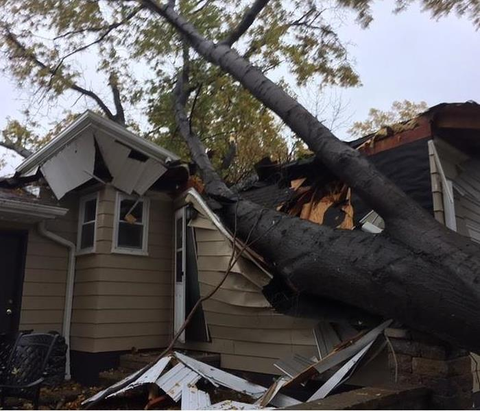 Storm Damage Staying Safe in Thunderstorms and Floods