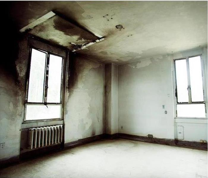 Fire Damage How Do Professionals Achieve Cleaning After Fire Damage to Your Ashland, Ohio
