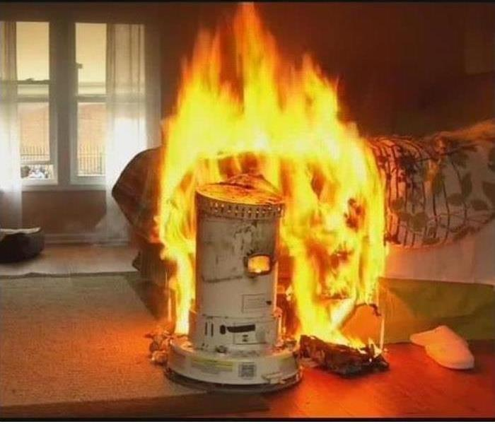 Fire Damage Eliminating Heating Hazards This Winter